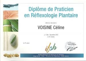 Diplome-Reflexologue-Celine-Voisine